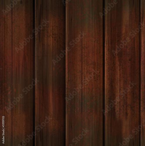 Fototapeta Seamless wooden texture. obraz na płótnie