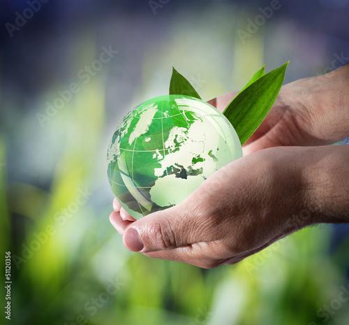 Canvas Prints Akt sustainable development worldwide