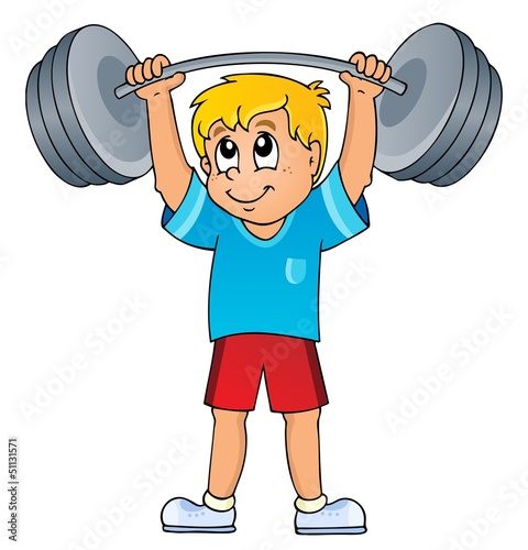 Sport and gym theme 7