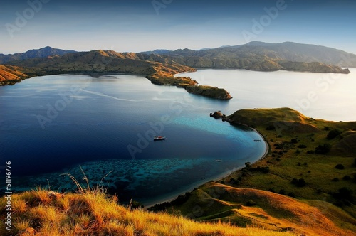Recess Fitting Indonesia Komodo island national park