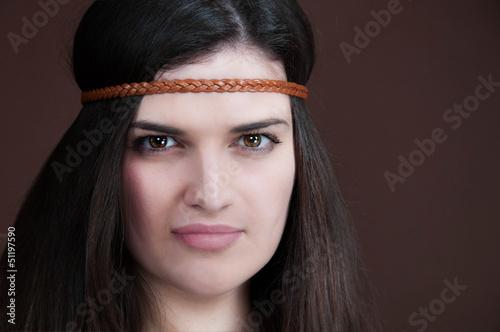Photo  Pocahontas