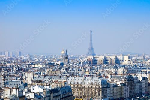 Poster de jardin Paris Paris Europe
