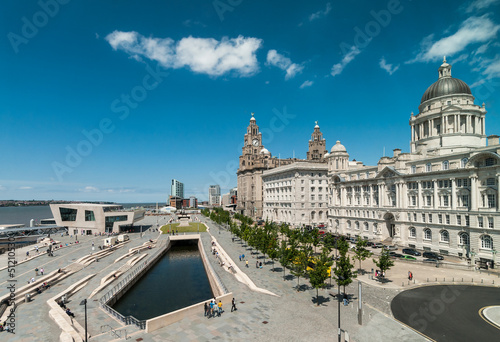 Slika na platnu 176 - view from liverpool museum
