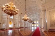 Great Kremlin Palace, Georgievsky Hall
