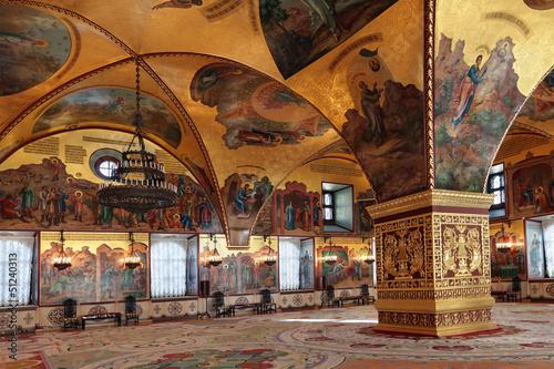 Carta da parati The Palace of the Facets, Grand Kremlin Palace,