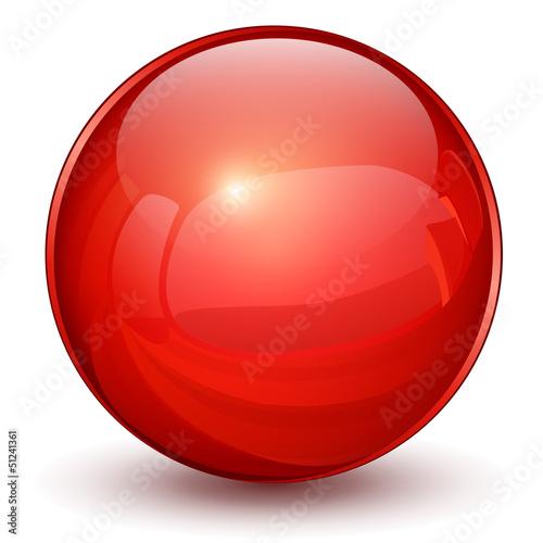 Fotografía  Red sphere