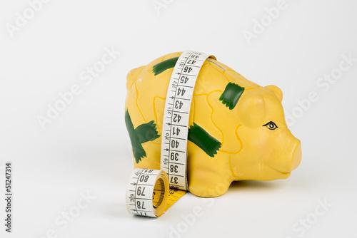 misura della finanza