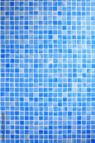 Fotografía  gresite azulejo piscina azul 3544f