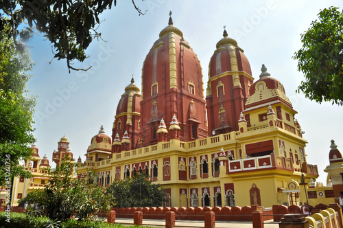 Canvas Prints Delhi The Laxminarayan Temple
