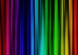 canvas print picture - abstract spectrum background
