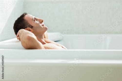 Luxury bath Fototapete