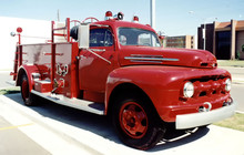 Fire Engine - Truck