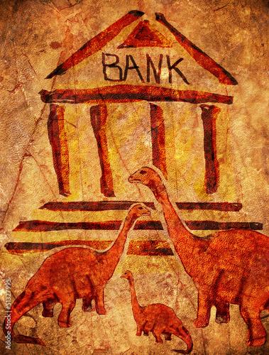 bank-prehistoryczny