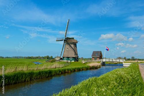 Photo  Holland Windmill