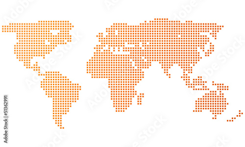 Squares worldmap buy this stock vector and explore similar vectors squares worldmap gumiabroncs Choice Image