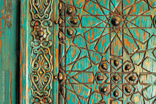 strzal-szczegolowo-starozytnych-drzwi-otomana