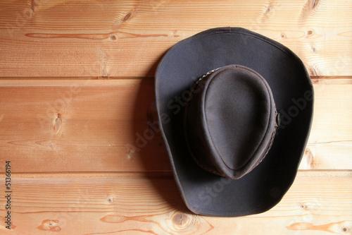 La pose en embrasure Vache sombero vaquero colgado 3801f