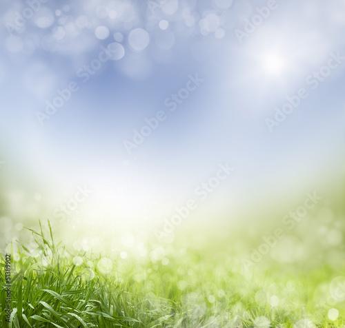 Staande foto Lente spring background