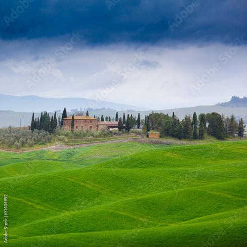 Aluminium Prints Tuscany Tuscany