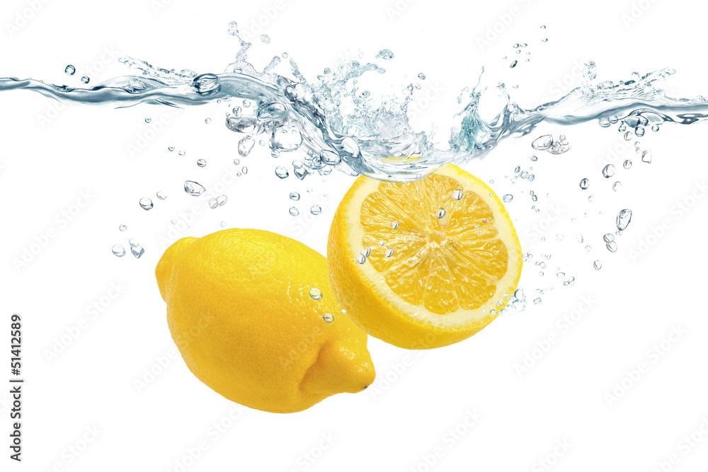 Fototapety, obrazy: 檸檬