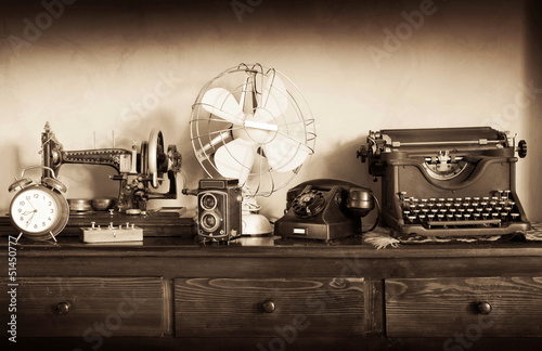 Photo sur Toile Retro atmosfera vintage