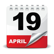 19 APRIL ICON