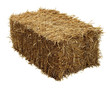 canvas print picture - Bale Of Hay