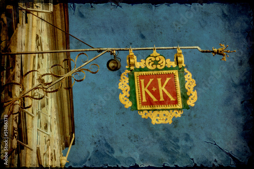 Retroplakat Knig Und Kaiser Buy This Stock Illustration And