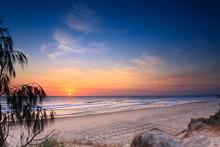 Main Beach At Sunrise   (Queen...