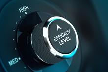 High Self Efficacy Level - Eff...