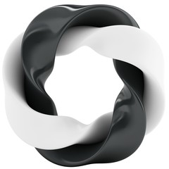 3d abstract shape