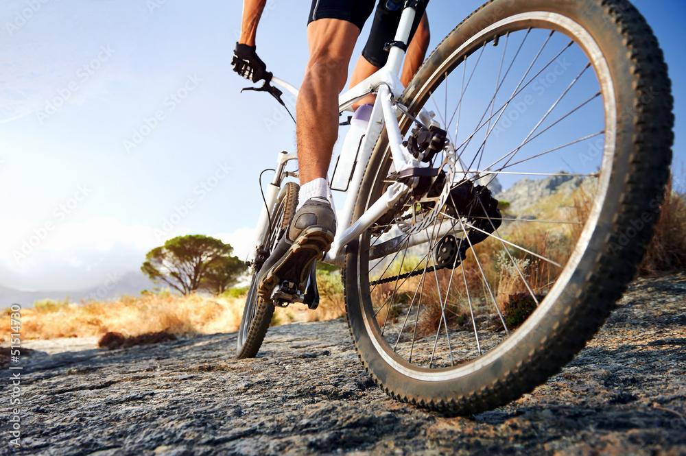 Foto-Vorhang - adventure sport