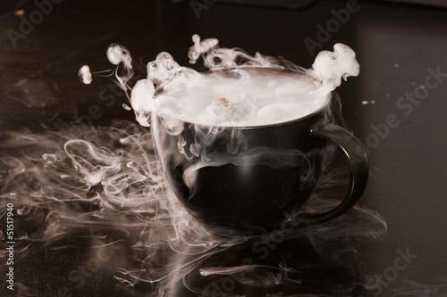 Photo  halloween drink