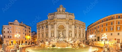 Fotografie, Obraz  Trevi Fountain, Rome