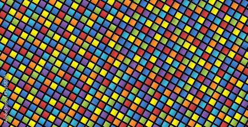 85f71720a5fb Sfondo a quadretti colorati con distorsione - Buy this stock ...