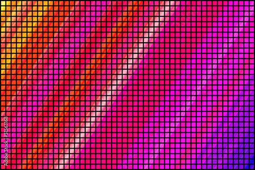 e650c42e7a32 Sfondo a quadretti colorati - Buy this stock illustration and ...
