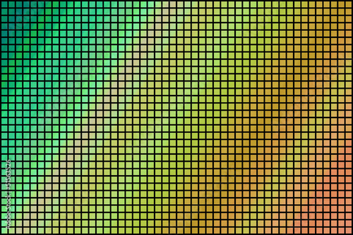 Kolorowe tło kratkę