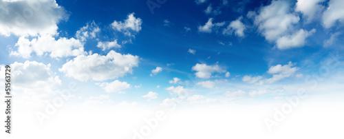 Photo  peace blue sky