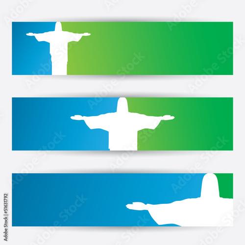 Photo Rio De Janeiro banners