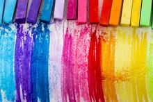 Colorful Chalk Pastels Educati...