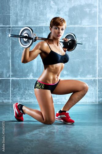 mloda-kobieta-sportowych