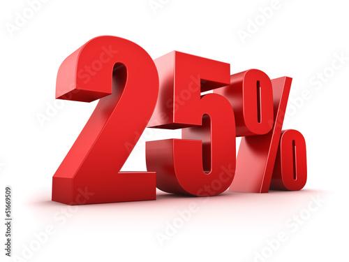 Tela  25 Prozent