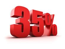35 Prozent