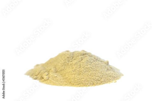 Photo Lecithin powder