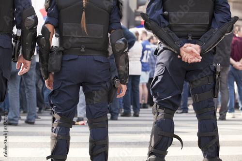 Fotografia, Obraz police