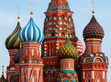 Moscow Saint Basil Cathedral C...