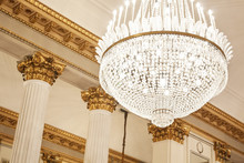 Chandeliers At Scala Theatre