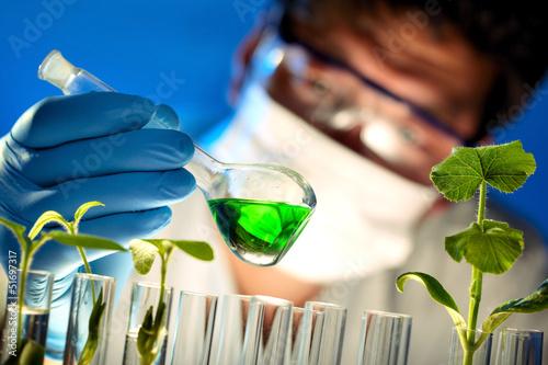 Fotografía  Biotechnology
