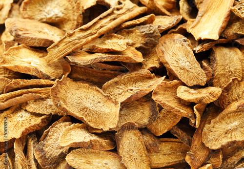 Fotografía Herbal , dry burdock root