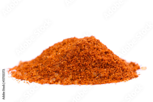 Canvas Prints Spices Raw Organic Tandoori Spice